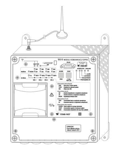 SG-S moduł komunikacji GPRS